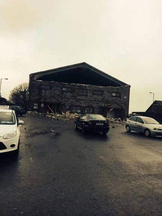 Gorey GAA Club.