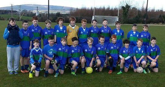 U14 Féile boys