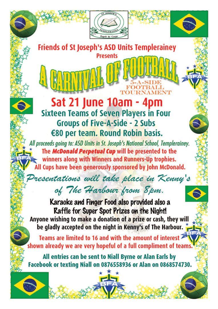 Charity-Football-Tournament
