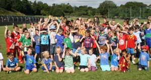 AGB Summer Camp Pearse Park July 21st to 25th