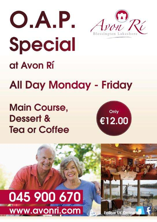 OAP Weekday Offer