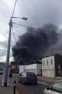 fire in bray 2