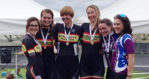 Womens Team Sprint Team2