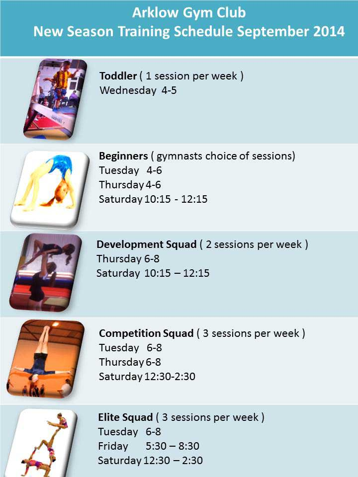 aug2014 schedule