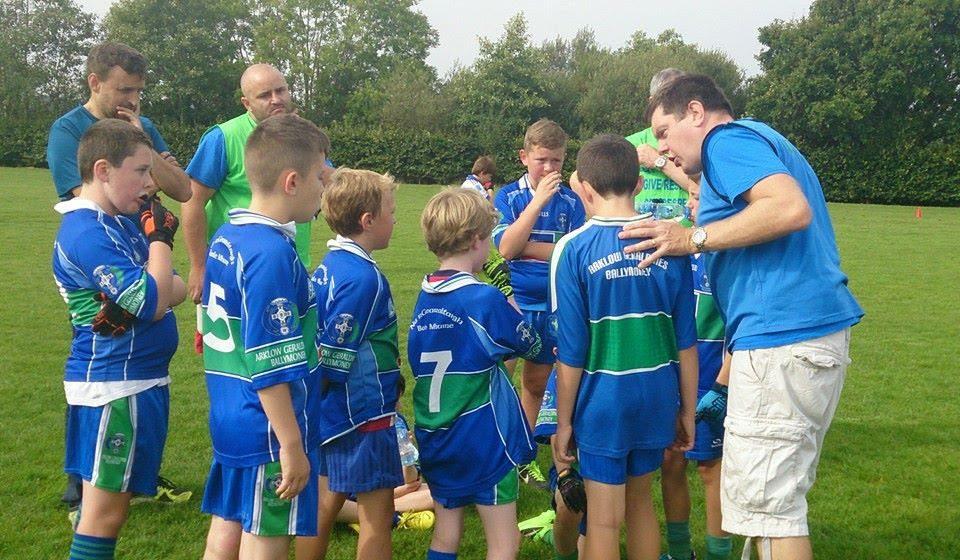 U8 Boys at Blitz