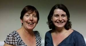 Helen Howes, County Wicklow PPN with Independent Councillor Jennifer Whitmore