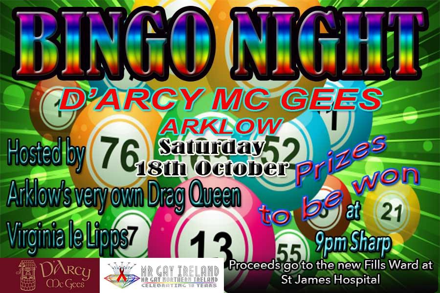 Bingo Poster 1
