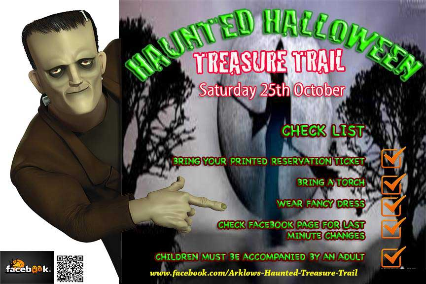 arklow treasure trail