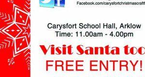 Final Red craft fair poster_ Carysfort xmas craft fair poster 2014 FINAL VERSIO4
