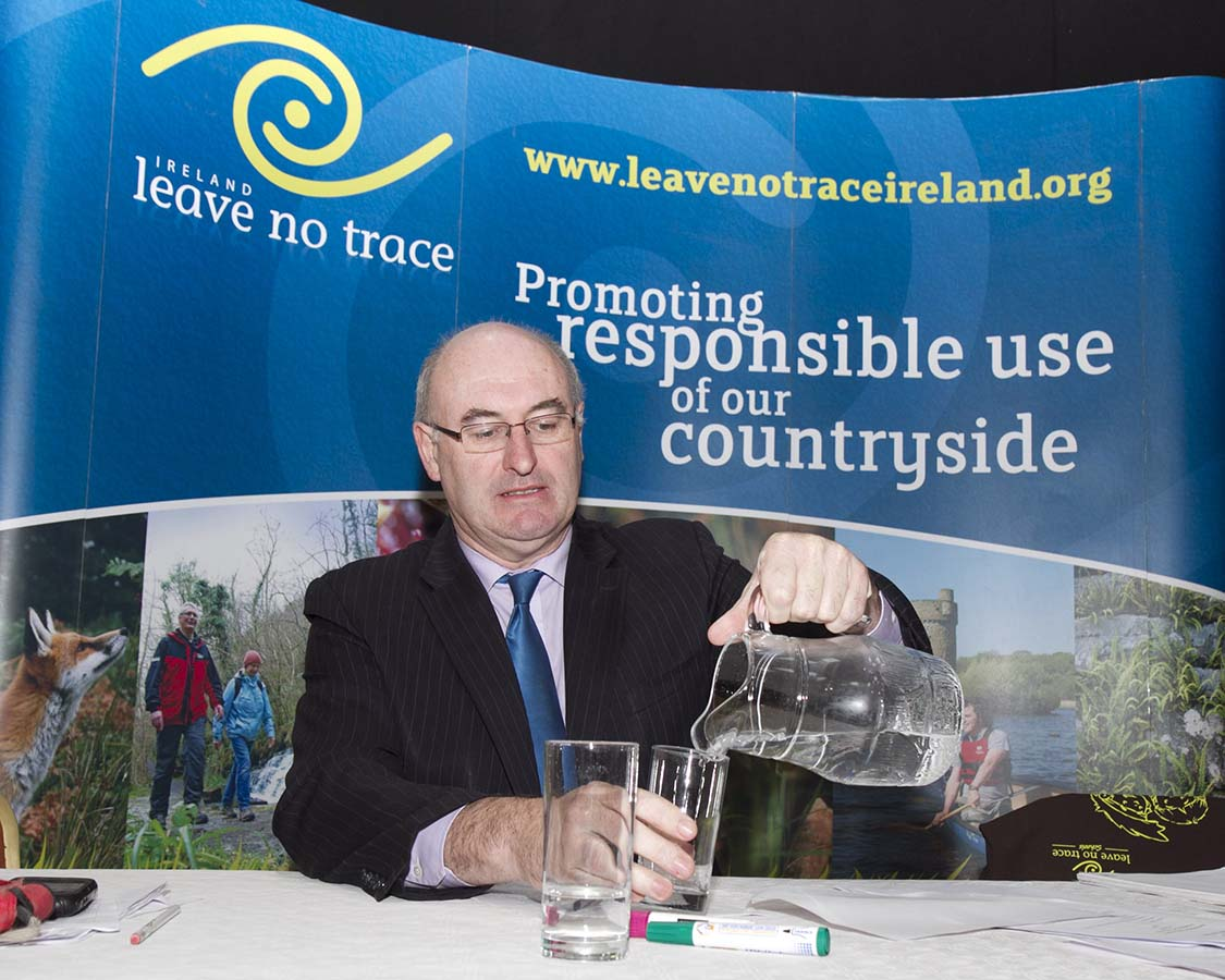 Minister Phil Hogan  (Pic.Michael Kelly)