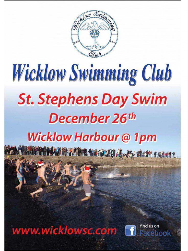 Wicklow swimming club