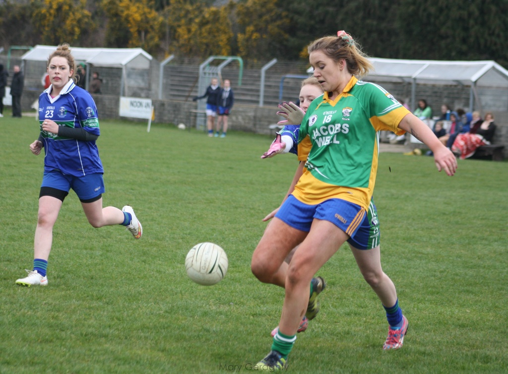 Action from AGB Jnr's v Clara in Cup (3)