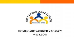 HOME CARE WORKER VACANCY2