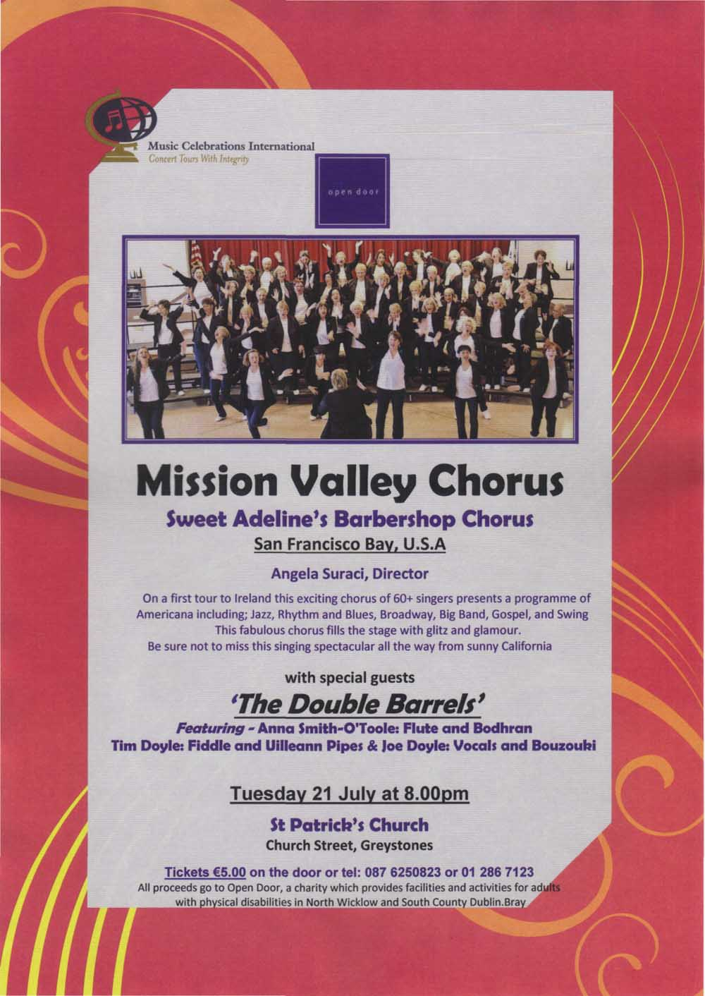 Mission Valley Chorus poster image