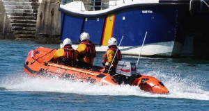 Wicklow RNLI rescue jet skier